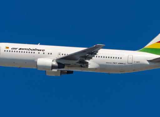 Air Zimbabwe Picture By : Photo: Olivier Mahout / Flickrl