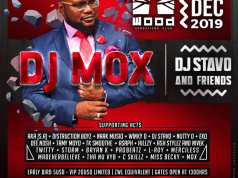 Dj Mox Confirmed as MC