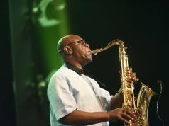 Manu Dibango is one of the first worldwide stars to succumb to the coronavirus (AFP Photo/Sia KAMBOU)