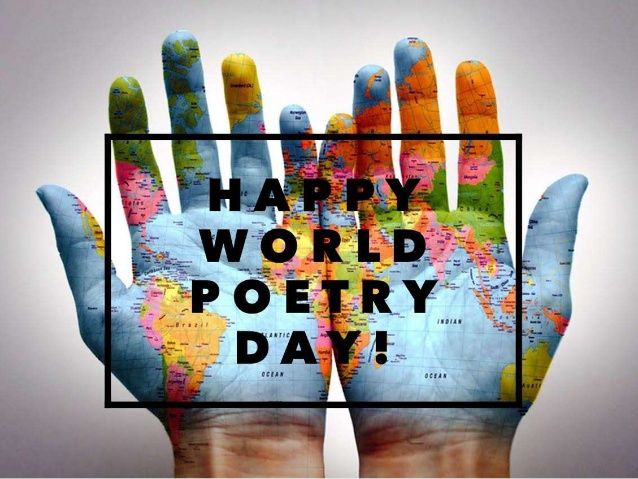 World Poetry Day Picture : Online
