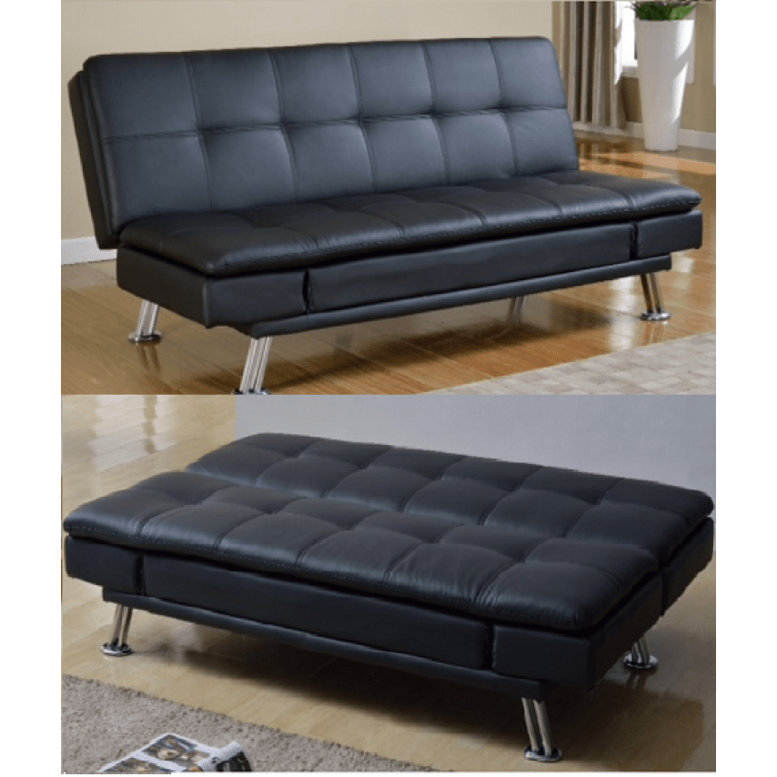 how to open click clack sofa bed clearance outlet uk drake click-clack black