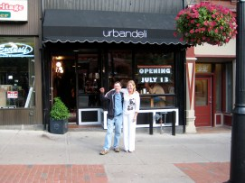 Outside Urban Deli