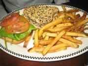 Tuna-Steak-Burger