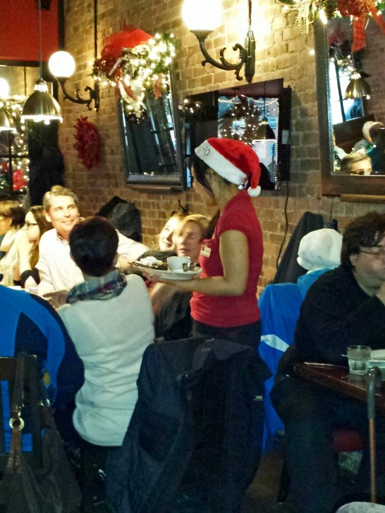 Mei Ling (Urban Deli staff) was just one of the volunteer servers at our annual Saint John SPCA fundraiser.