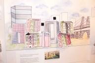 Interactive Williamsburg skyline