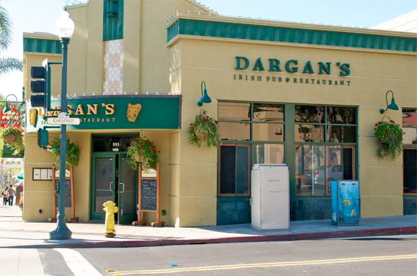 Dargan's Ventura Irish Pub & Restaurant – Ventura   Urban Dining Guide