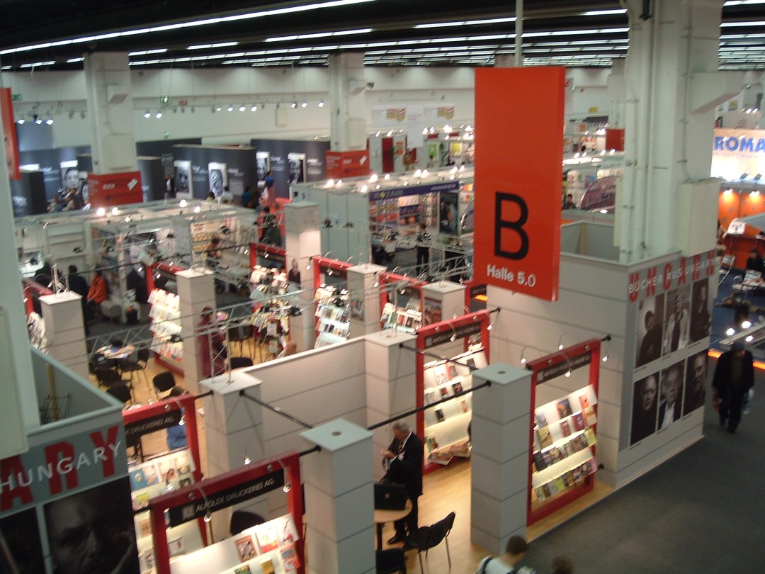 frankfurt book fair for self-publishing authors