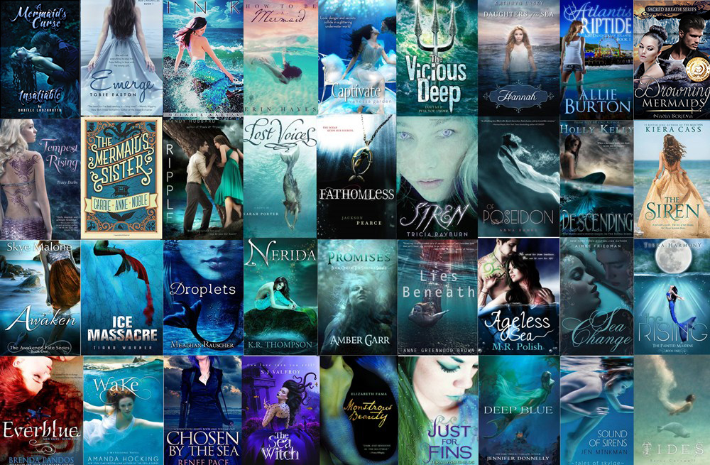 32 Magical Mermaid Novels For Young Adult Readers Who Enjoy Paranormal Romance  Urban -2241