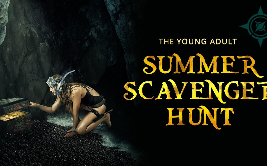 The YA Summer Scavenger Hunt