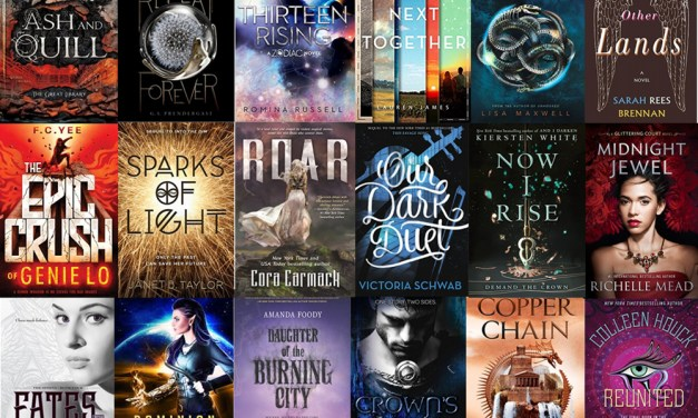 The best books for teens – YA releases for summer 2017