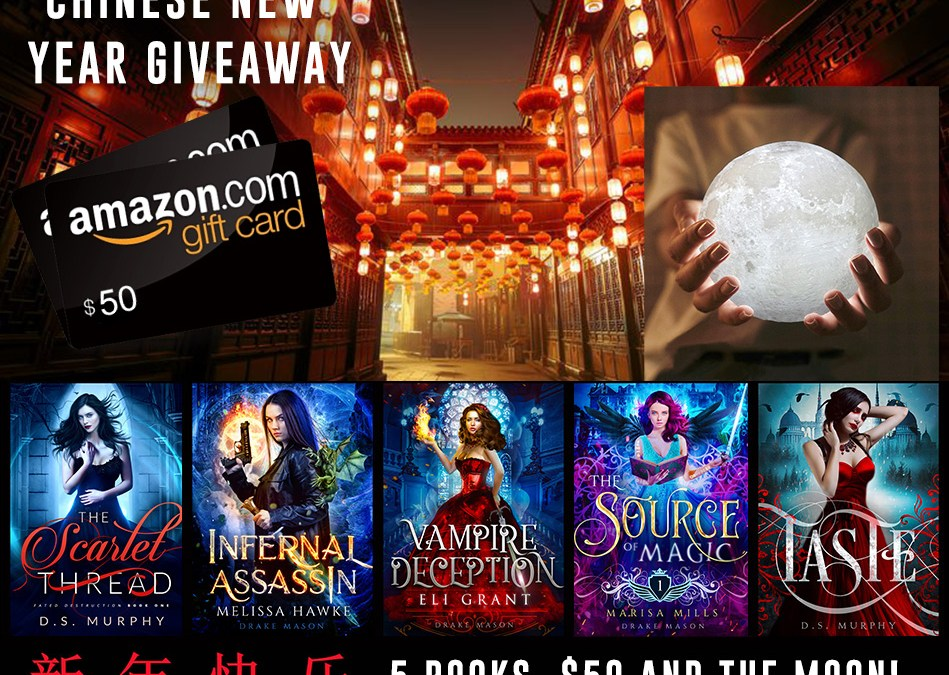 Free YA fantasy books!