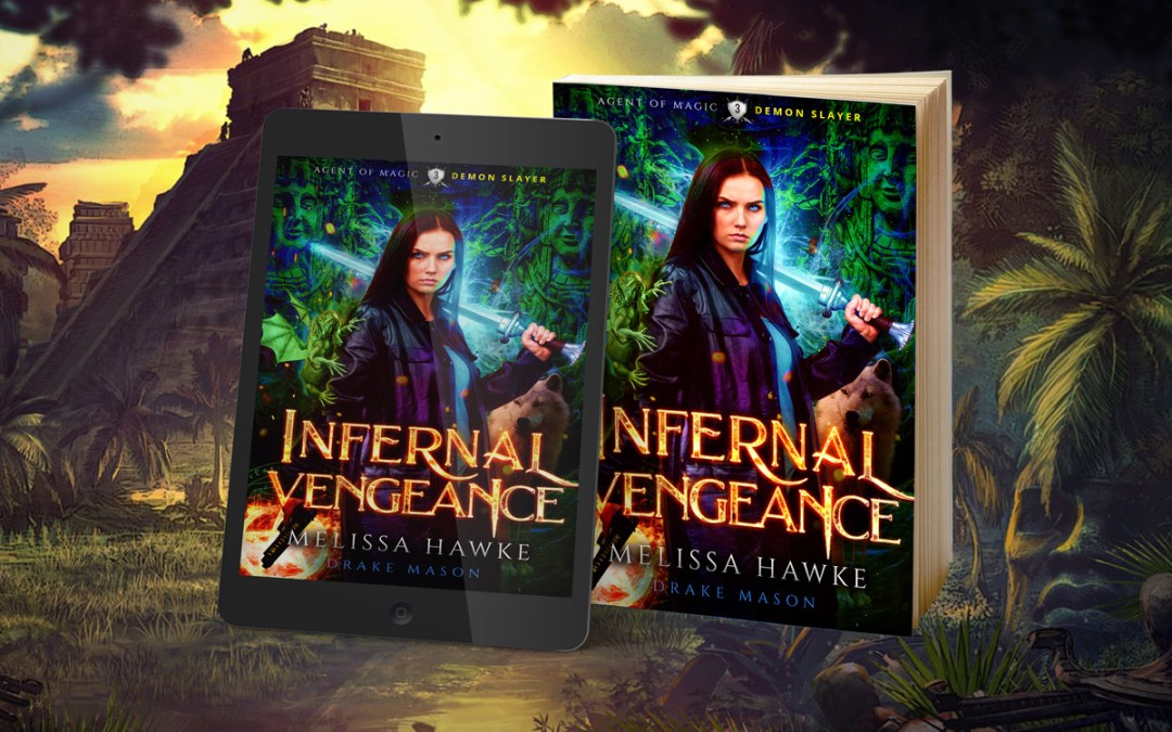 Infernal Betrayal: an Aztec Urban Fantasy