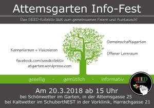 Attemsgarten Info-Fest @ Offener Lernraum Attemsgarten | Graz | Steiermark | Österreich
