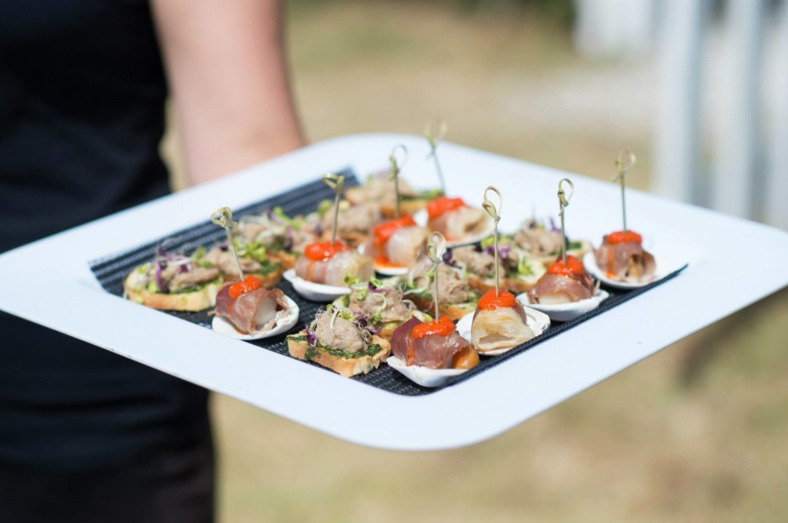 | Urban Escargot Wedding Catering