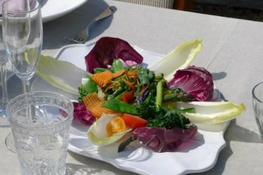 Vege Salad | Urban Escargot Wedding Catering