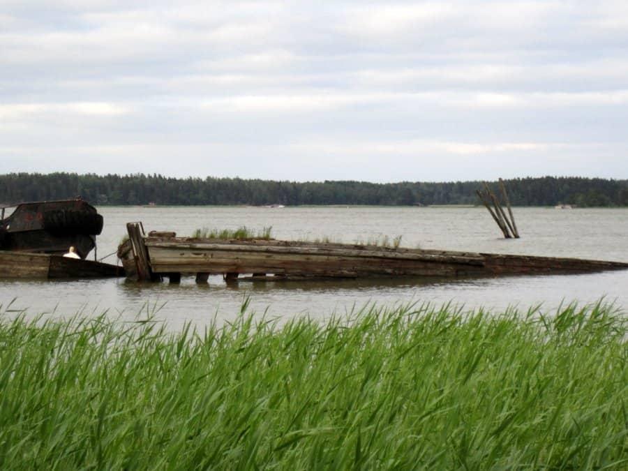 Laivojen hautausmaa