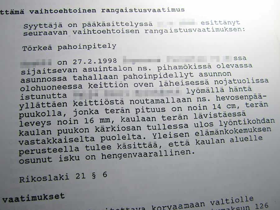 Jukka-pelin säännöt autiotalon tyyliin
