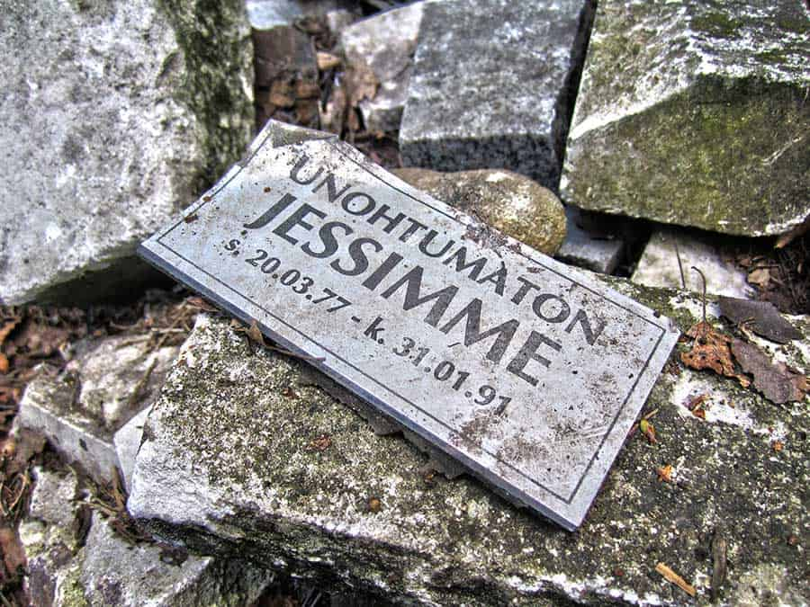 Eläinten hautausmaa