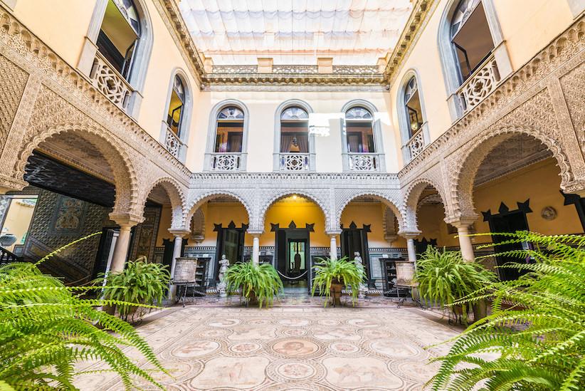 La cultura y el patrimonio atrajeron a 10,50 millones de turistas a Andalucía