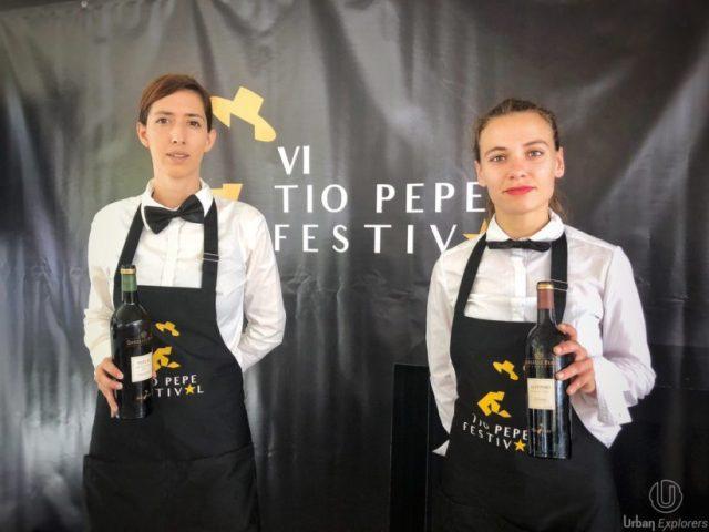 Tío Pepe Festival 2019