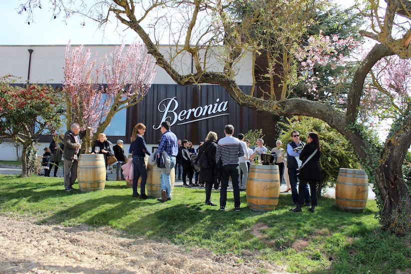 La nueva bodega de Beronia es la más sostenible de Europa
