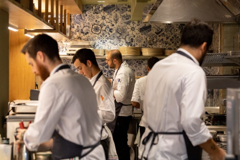 Restaurante Al Lado, el nuevo proyecto de Paco Pérez a los pies de la Giralda