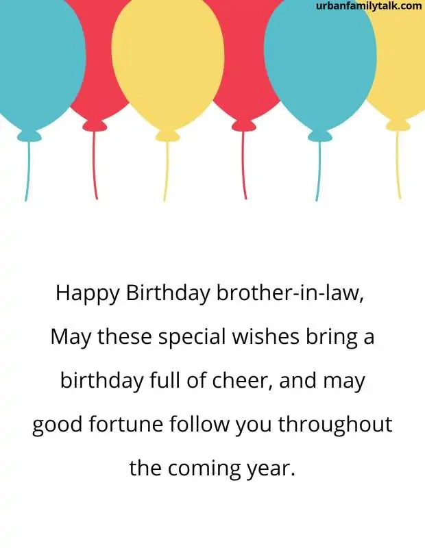 Images Of Happy Birthday Brother : images, happy, birthday, brother, Happy, Birthday, Brother-In-Law, Wishes,, Greetings, Messages, Urban, Family