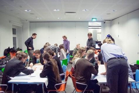 Pro Helsinki 2.0 workshop.