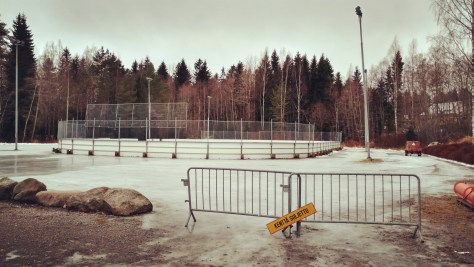 Iskelä Hockey Rink