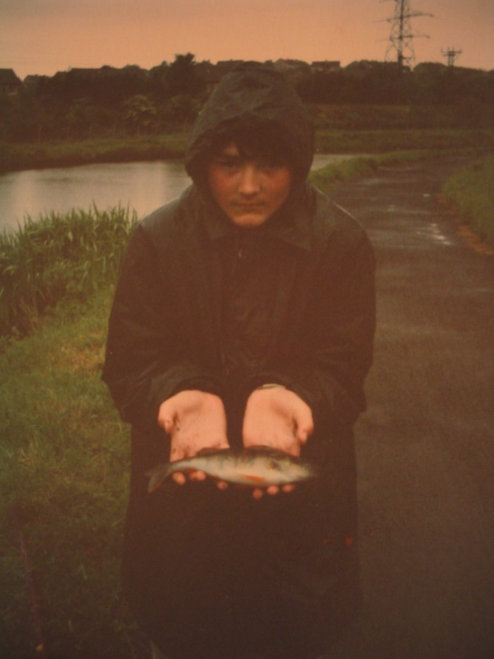 Late 80's  I caught it on a mepp in the Forth n' Clyde