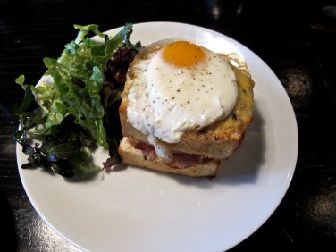 Truffled Croque Monsieur