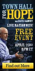 Town Hall for Hope with Dave Ramsey