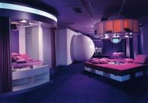 Retro-Future Interior Design