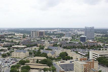 Southeast view from #2009