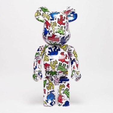 Medicom - Bearbrick 1000% Keith Haring