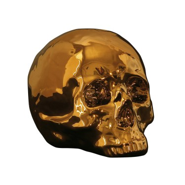 Seletti - Limited Gold Edition - My Skull