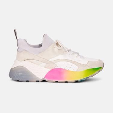 Stella McCartney - Eclypse Rainbow Sneakers