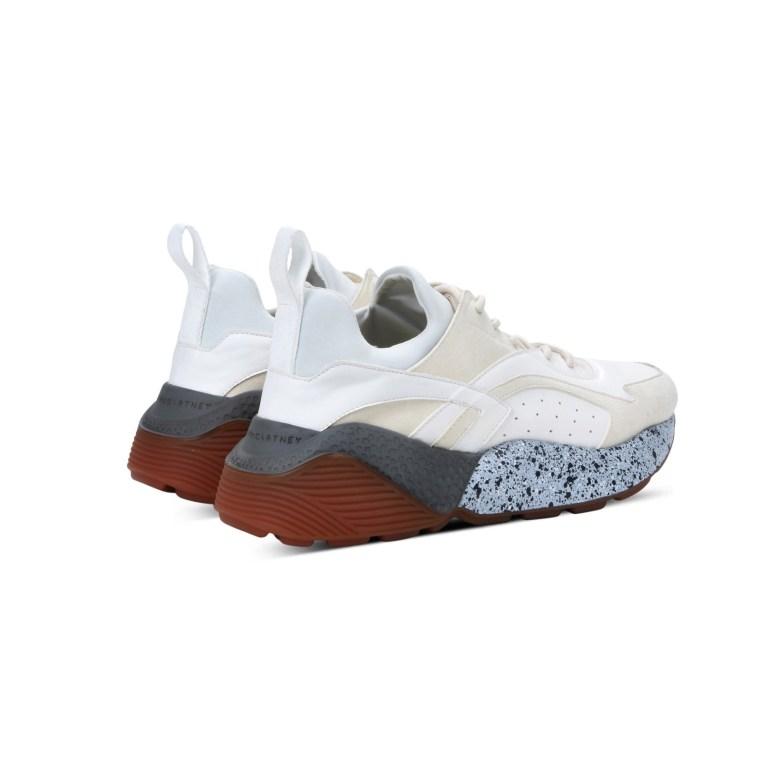 Stella McCartney - Eclypse White Sneakers