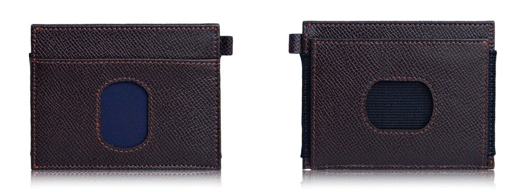 SLIM WALLET BROWN 3