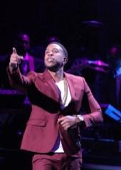 Ludacris performs
