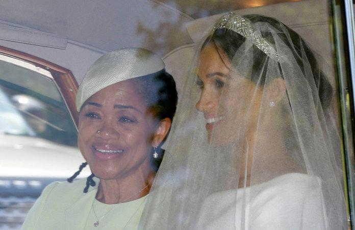 Britain Royal Wedding, Taplow, United Kingdom - 19 May 2018