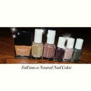 fall neutral nail color
