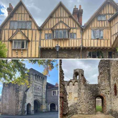 Winchester where the legend of King Arthur lives