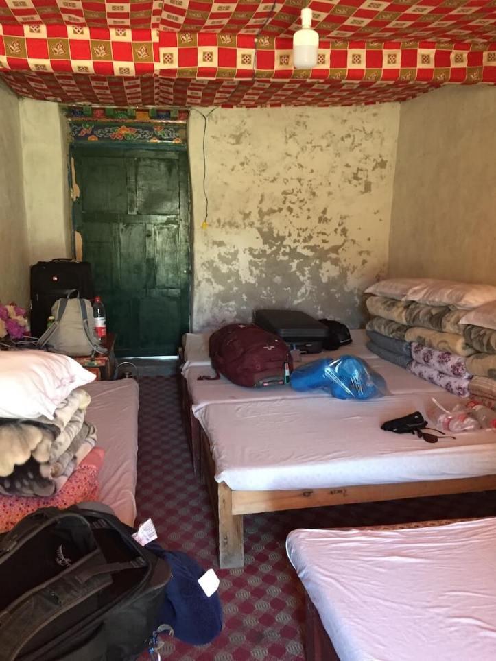 Base Camp Sleep for 9