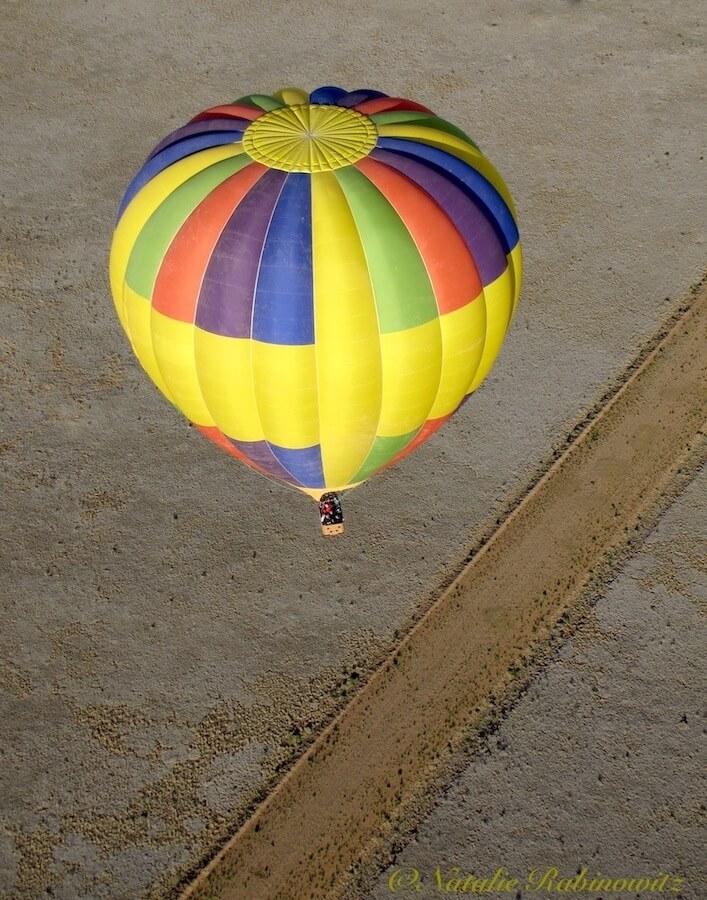 Hot Air Balloon Ride Colorado
