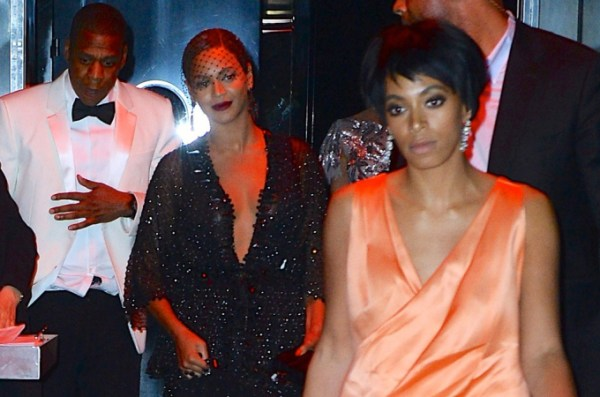 Urban Grace Magazine Family Feud Solange Attacks JayZ