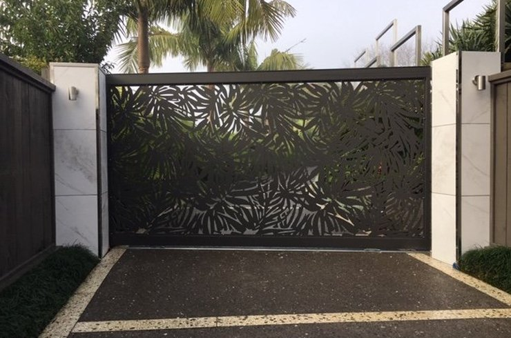 laser cut gates new zealand