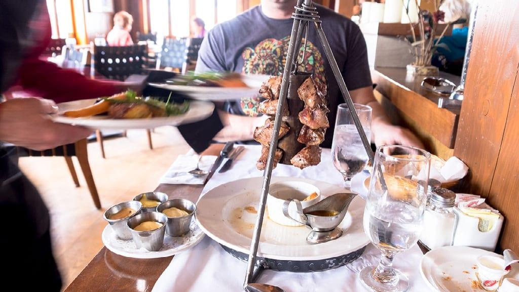 Restaurant Sagamité in Wendake, Quebec