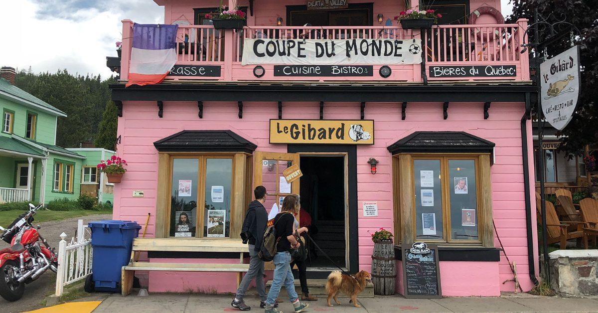 Explore Tadoussad in Côte Nord Quebec