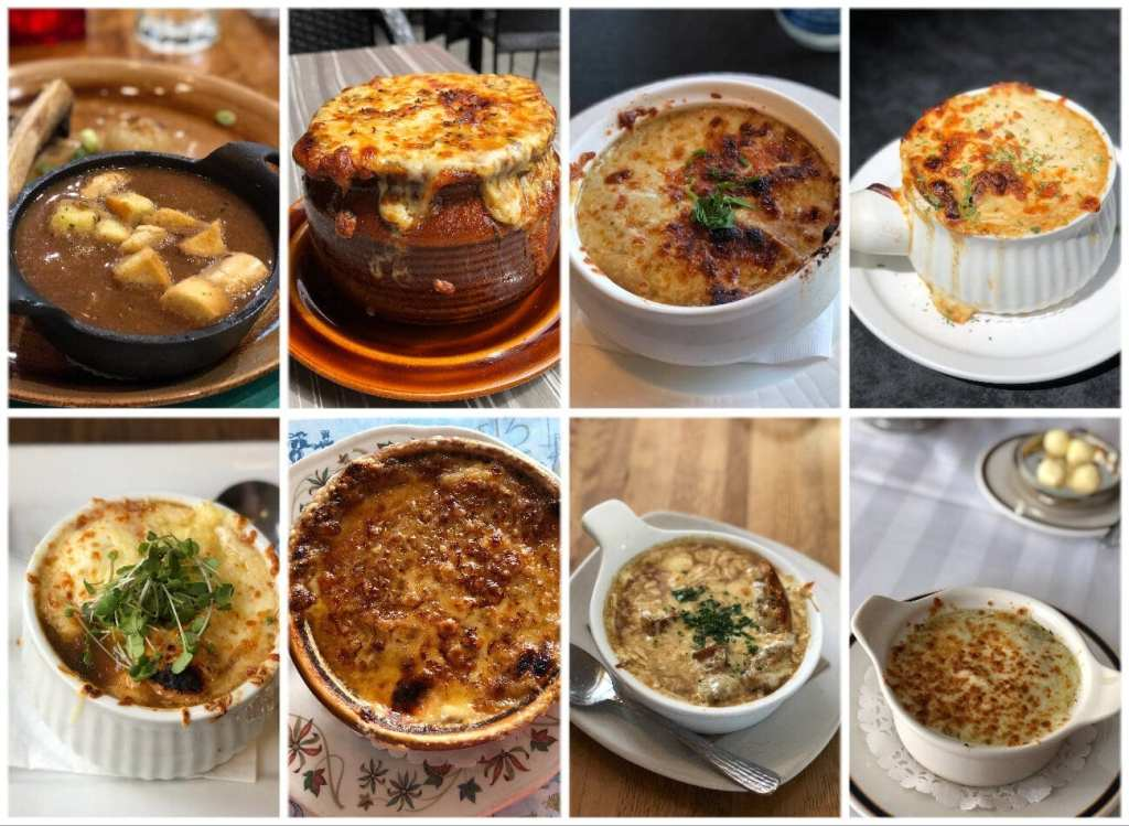Where to Find the Best French Onion Soup in Old Quebec City